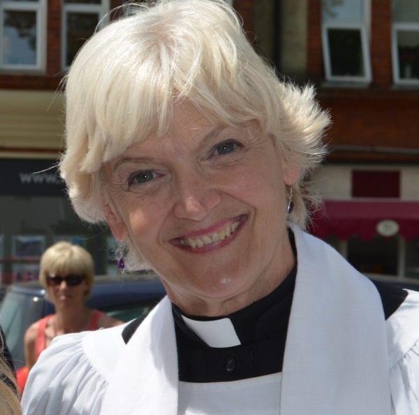 Rev Liz Paxton