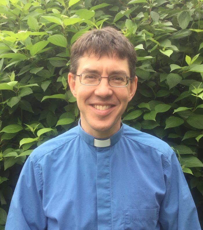 Rev Justin Tomkins